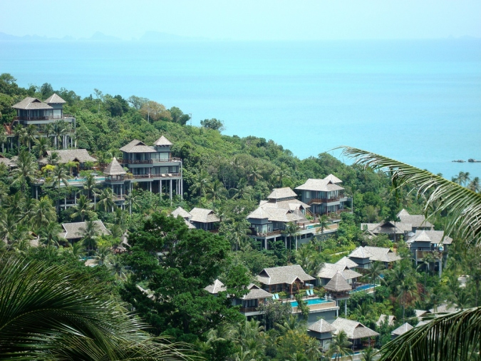 Four Seasons on Koh Samui