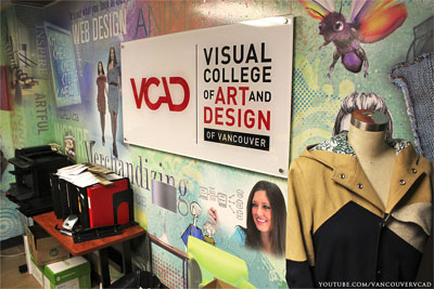 Visual College of Art and Design of Vancouver