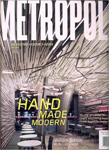 METROPOLIS MAGAZINE MAY 2005 ARCHITECTURE CULTURE DESIGN! Paperback – 2005