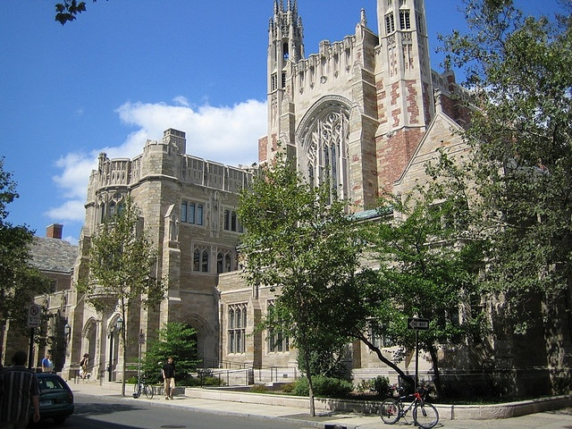 Yale University, New Haven, Connecticut - Graphic Design School