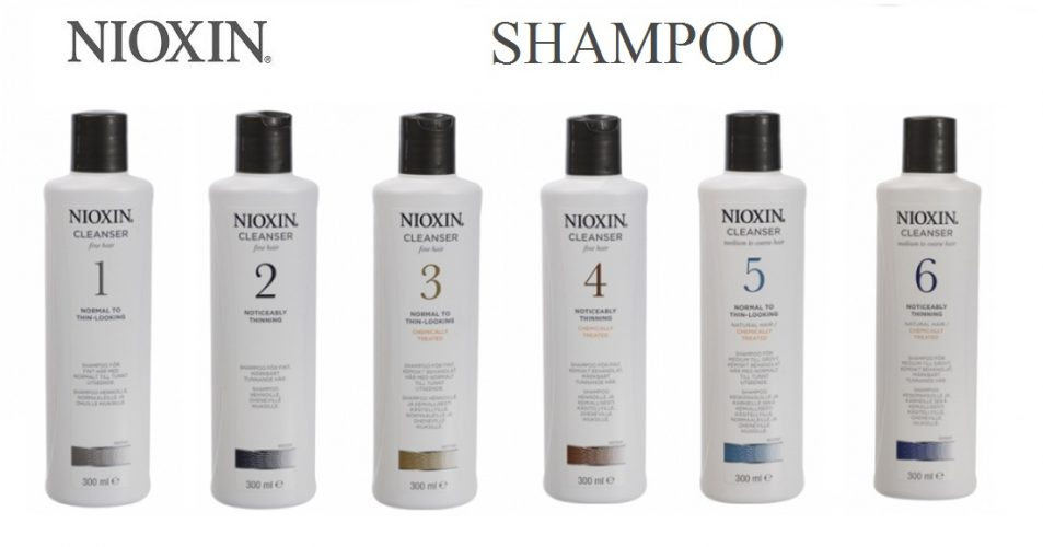 NIOXIN CLEANSER - hair growth shampoo