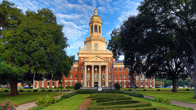 Baylor University - Architecture School in Texas