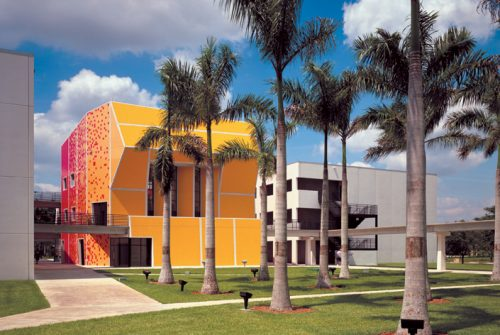 FIU Department of Architecture - Architecture School in Florida
