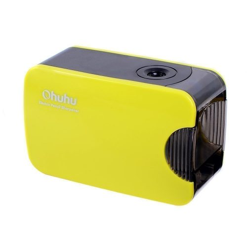 Ohuhu Electric Automatic Pencil Sharpener Review – The Best Sharpener for Colored Pencils - Pencil Sharpener