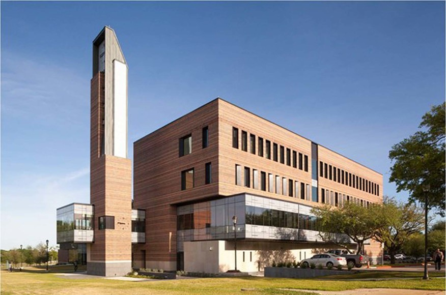 Prairie View A&M University - Architecture School in Texas