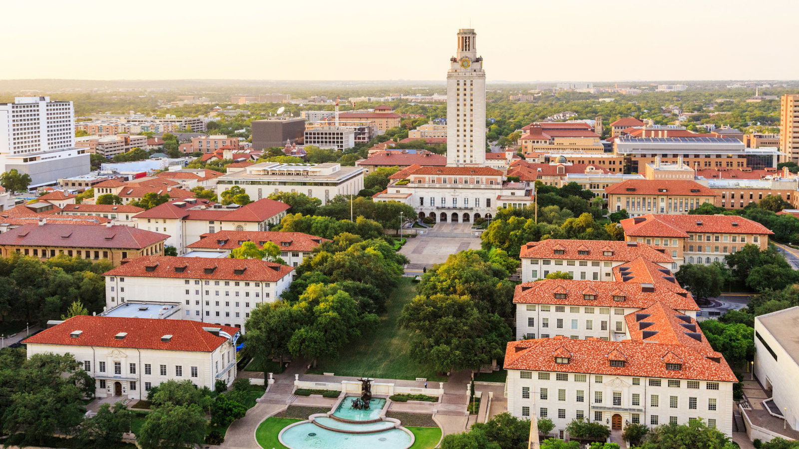 The University of Texas at Austin - Architecture School in Texas