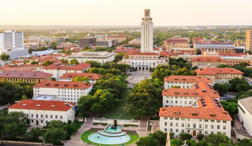 University of Texas, Austin - undergraduate architecture schools