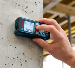 Laser Measuring Tool for Architects and Engineers