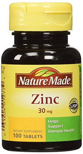 ZINC-Vitamins for Hair