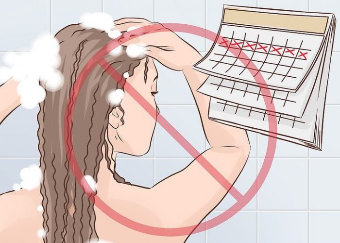 AVOID SHAMPOOING YOUR HAIR EVERY TIME YOU TAKE A SHOWER - hair growth tips