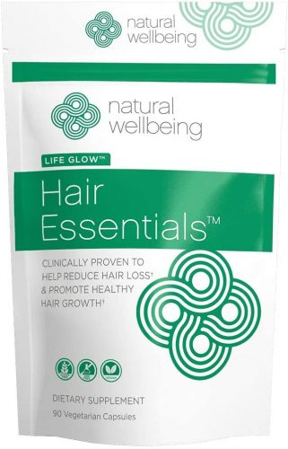 Hair Essentials Natural Regrowth Supplement