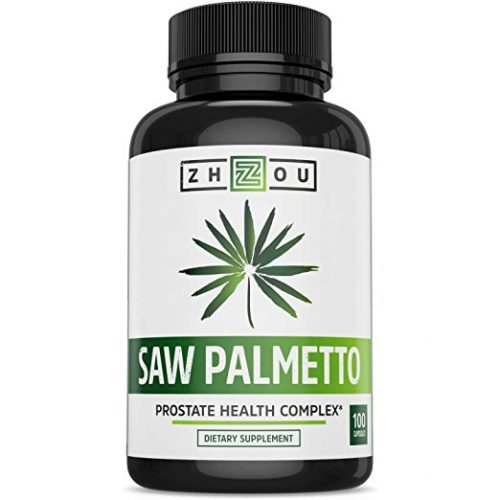 Saw Palmetto - natural hair growth products