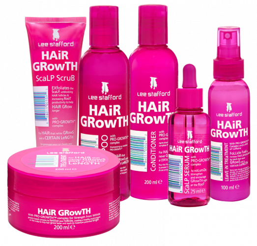 Lee Stafford Hair Growth Treatment - fast hair growth products