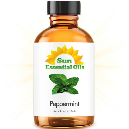 Peppermint oil - natural hair growth products