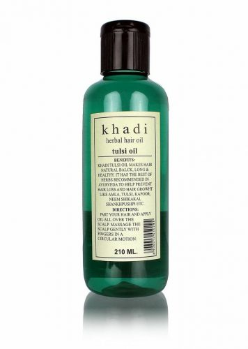 Khadi Tulsi Hair oil