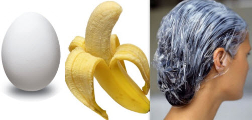 Banana Hair Spa Treatment