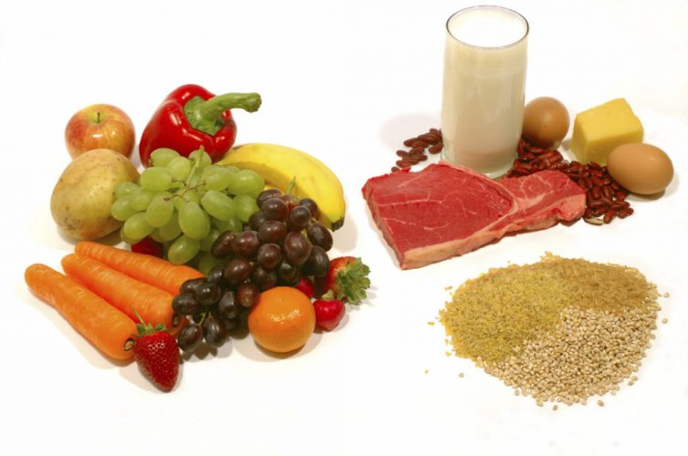 Start and Maintain a Healthy Diet