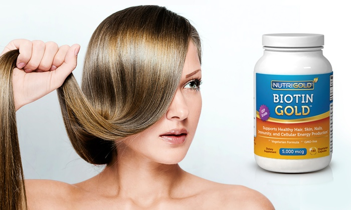 HOW MUCH BIOTIN FOR HAIR?