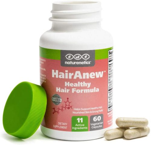 Naturenetics HairAnew - hair growth products for women