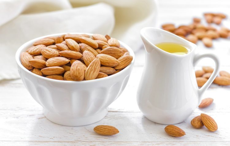 Using Almond Oil for Strong Hair