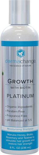 Dermachange Hair - hair growth products for women