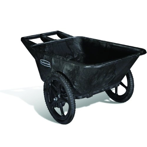 Rubbermaid Wheel Yard Cart