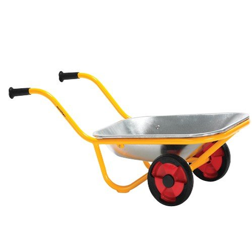 Constructive Plaything Steel Wheelbarrow