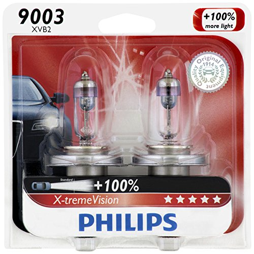Philips X-treme Vision Upgrade - Automotive Headlight Bulbs