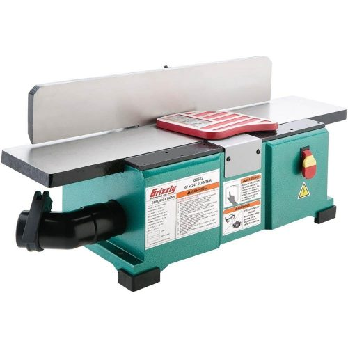 Grizzly G7025 Benchtop Jointer-Benchtop Jointers