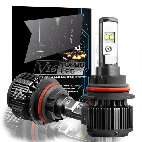 CougarMotor LED Headlight Bulbs - Automotive Headlight Bulbs