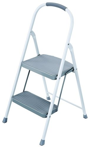 Rubbermaid 2-Step Steel Ladder