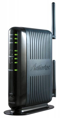 Actiontec Wireless-N ADSL Modem Router