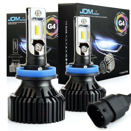 JDM ASTAR LED Headlight Bulb Conversion Kit - Automotive Headlight Bulbs