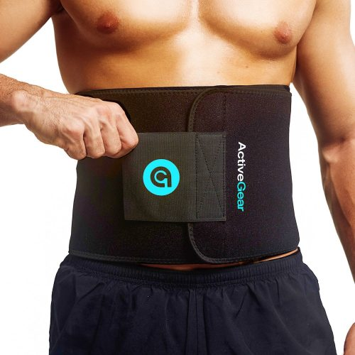 4. ActiveGear Premium Ab Belt