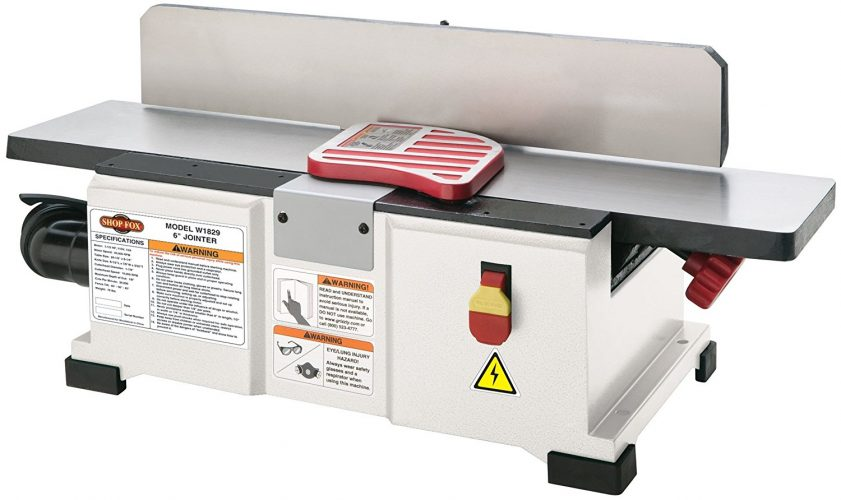 Shop Fox Benchtop Jointer