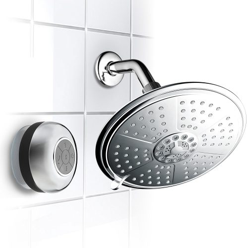 Top 10 Best Bluetooth Wireless Shower Heads in 2018