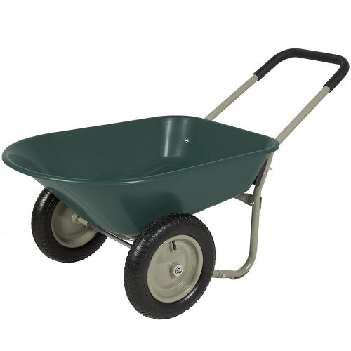 Constructive Plaything Steel Wheelbarrow-Wheel Wheelbarrows