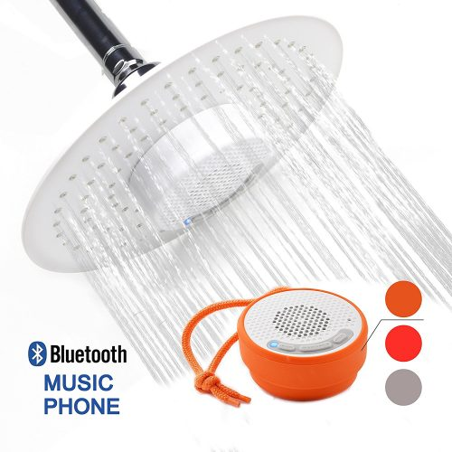 YOO.MEE Music Shower Head-Bluetooth Wireless Shower Heads