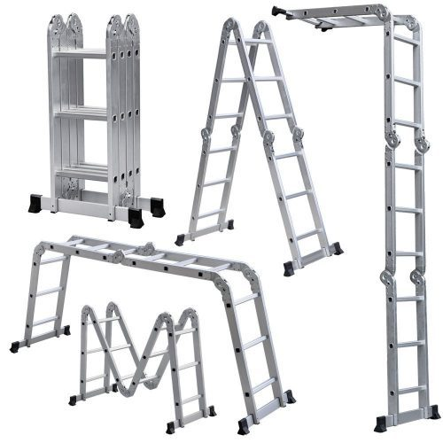 ALEKO FL-12 Multi-Position Ladder