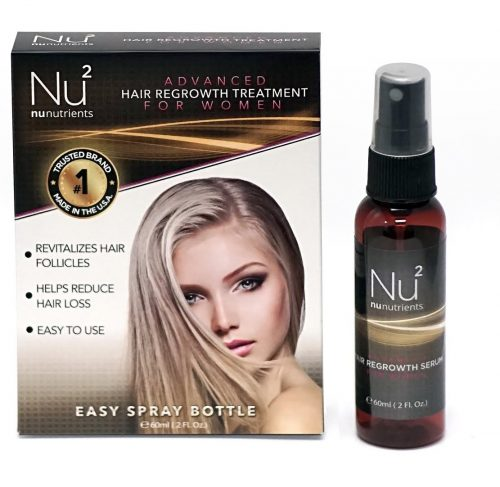 NuNutrients Advanced Hair Regrowth