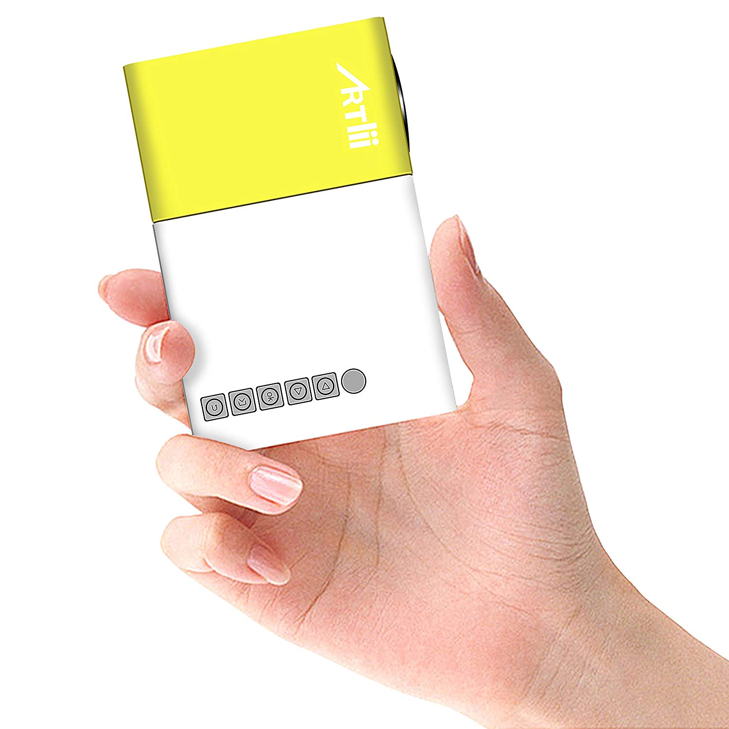 ARTlii iPhone Pico Projector