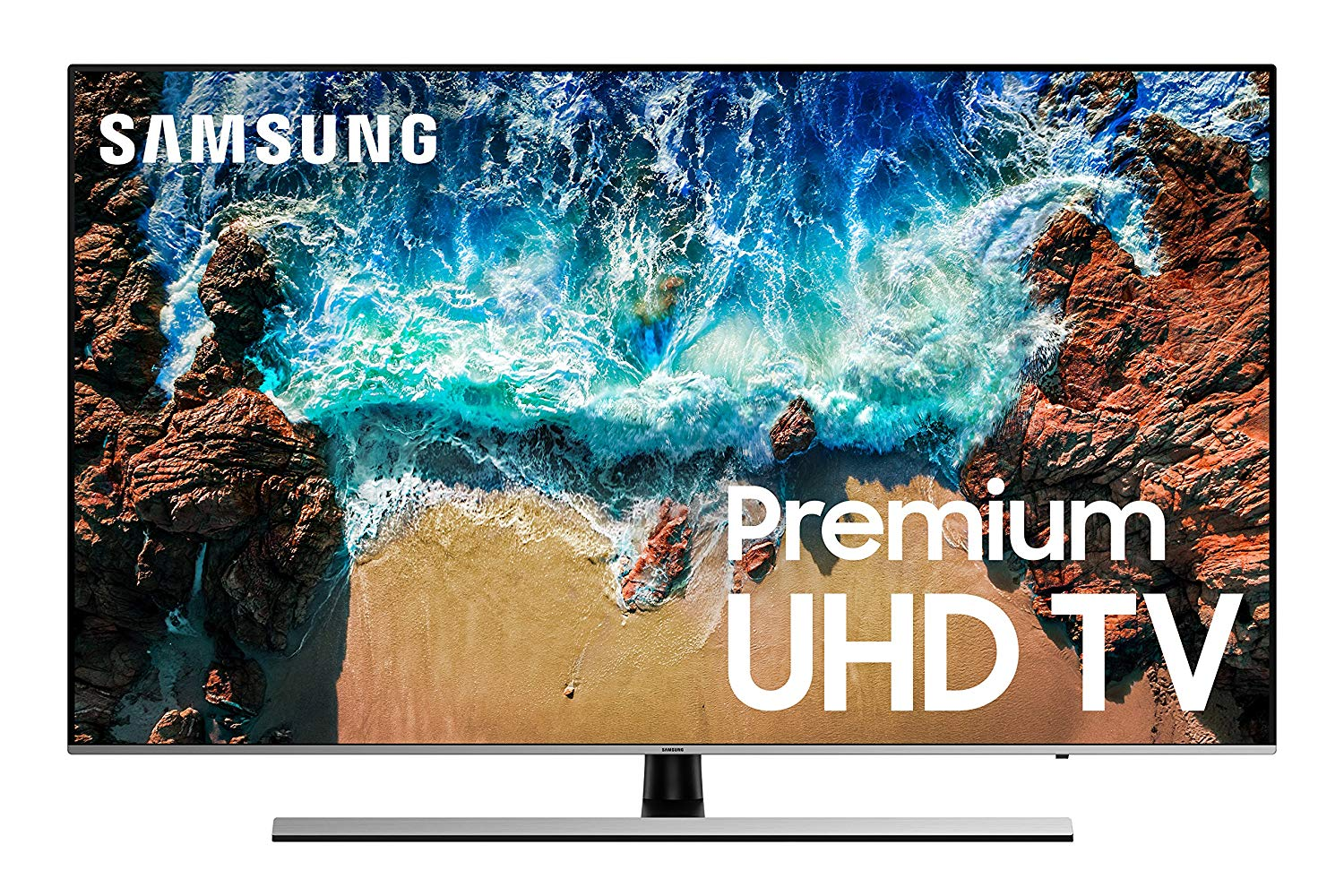 Samsung Flat 4K UHD 8 Series Smart LED TV