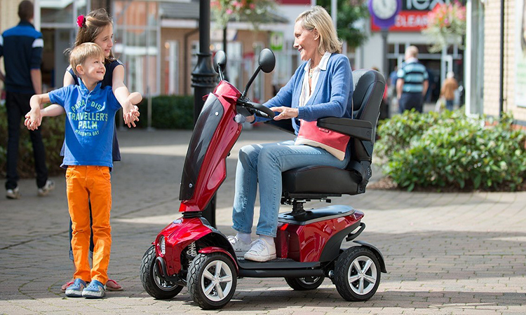 Top 10 Best Mobility Scooters in 2019