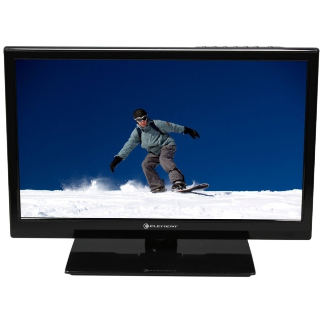 "Element ELEFW195 19"" 720p 60Hz LED HDTV - 19 Inch TVs"