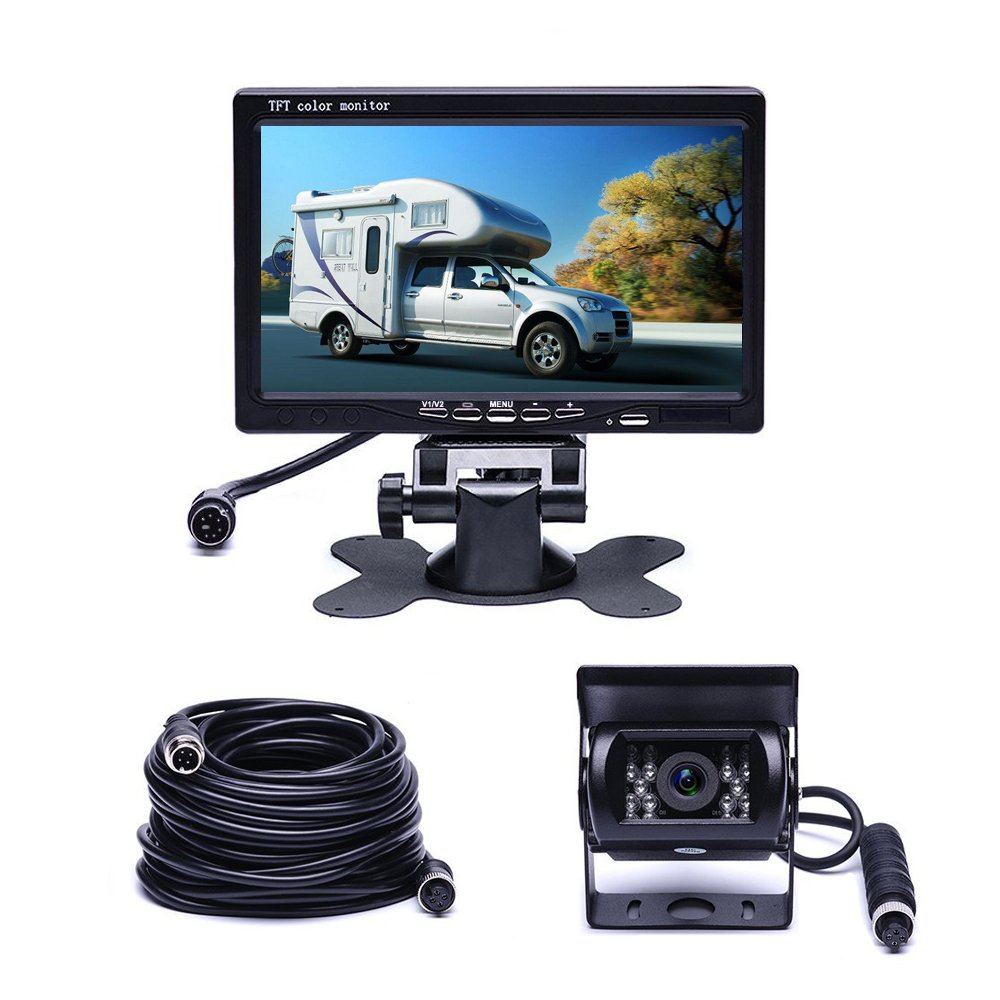 Camecho Vehicle Backup Camera