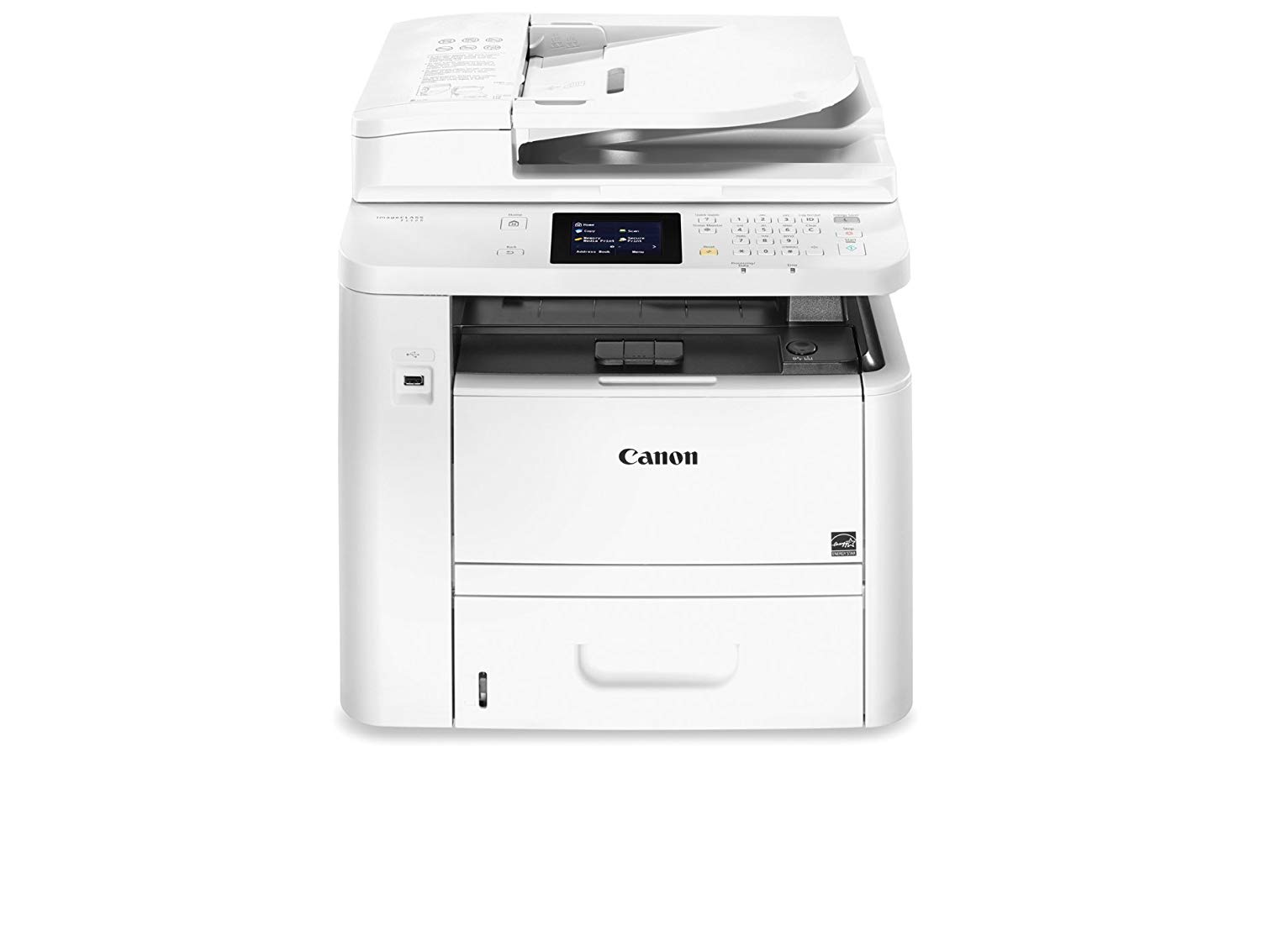 Canon Lasers Imageclass D1520 Photocopy Machines For Small Business