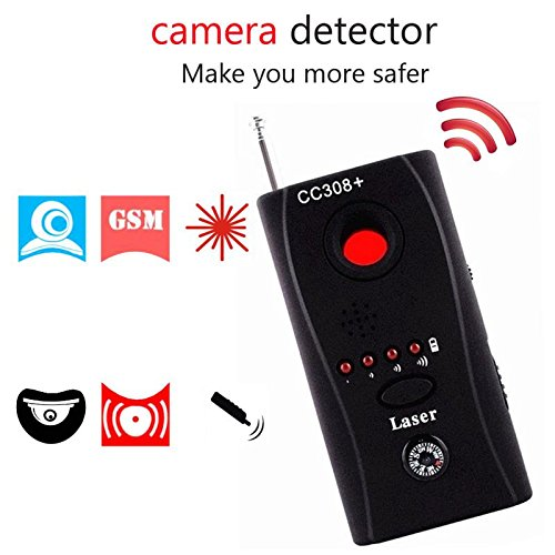 Wireless Detector for Anti Spy Hidden Camera