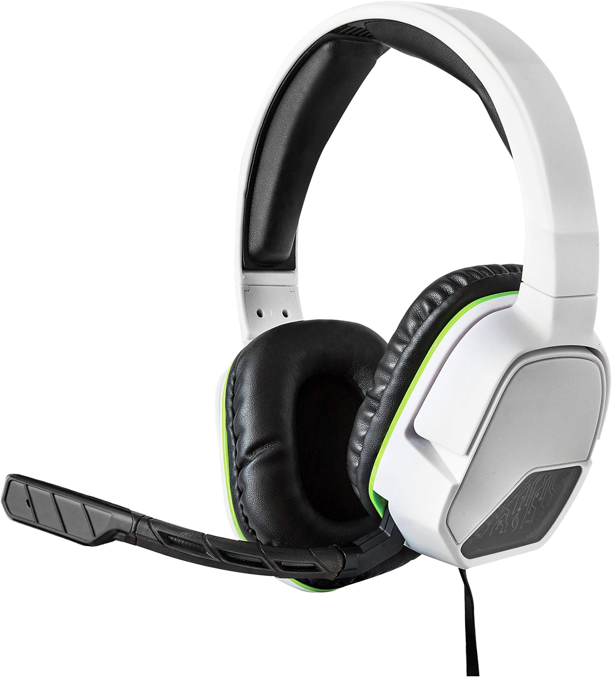 PDP Xbox One Afterglow LVL 3 Stereo Gaming Headset 048-041-NA-WH, White