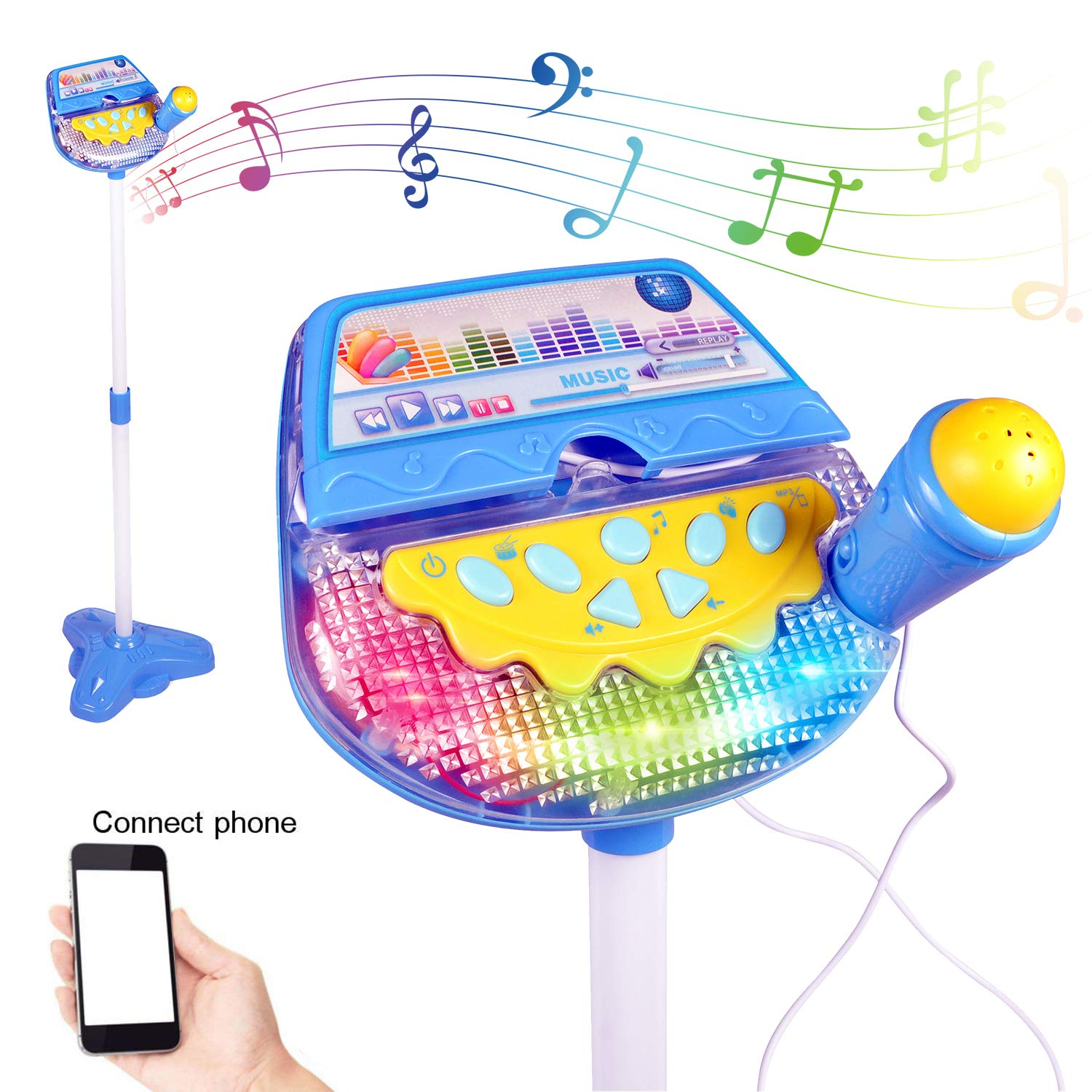 Rock Star Kids Karaoke Machine
