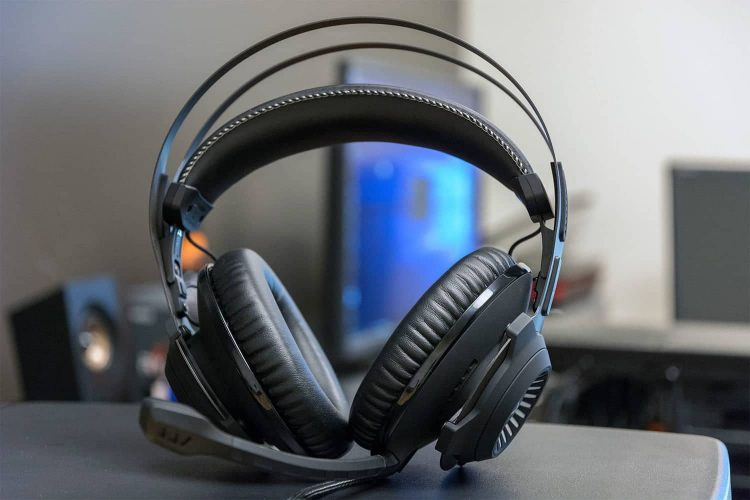 After glow headset